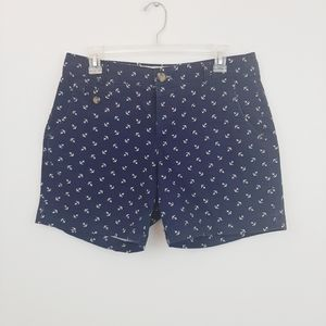 4 for 25$ Dockers anchor print shorts